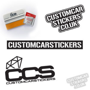 CustomCarStickers Merch