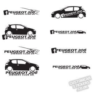Peugeot 206 Owners Club UK