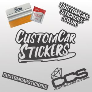 CustomCarStickers Merch